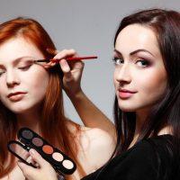 курсы визажа в житомире, обучение визажу макияжу