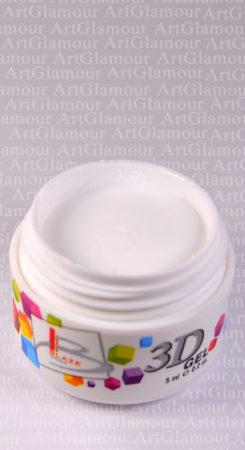 3D гель белый 2