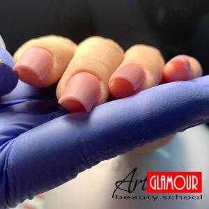 маникюр и наращивание ногтей
